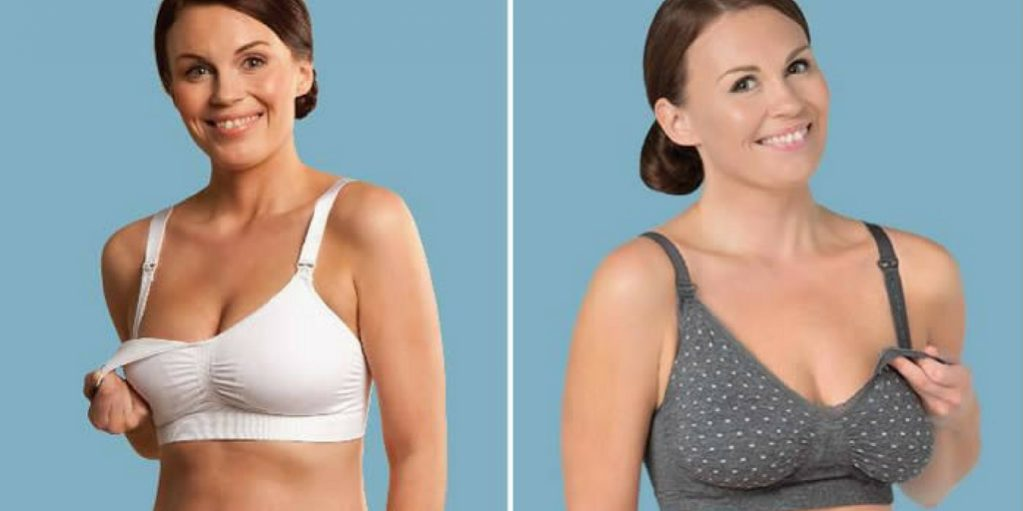 Bras for new moms