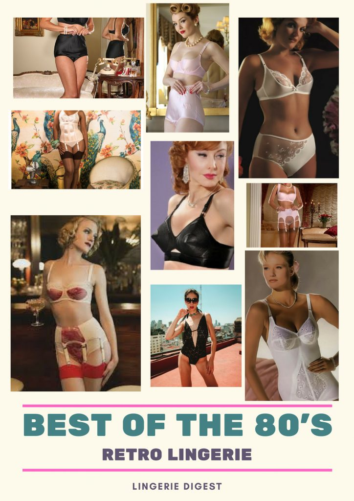best of the retro lingerie